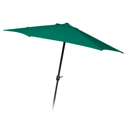 Parasol Aluminio Verde