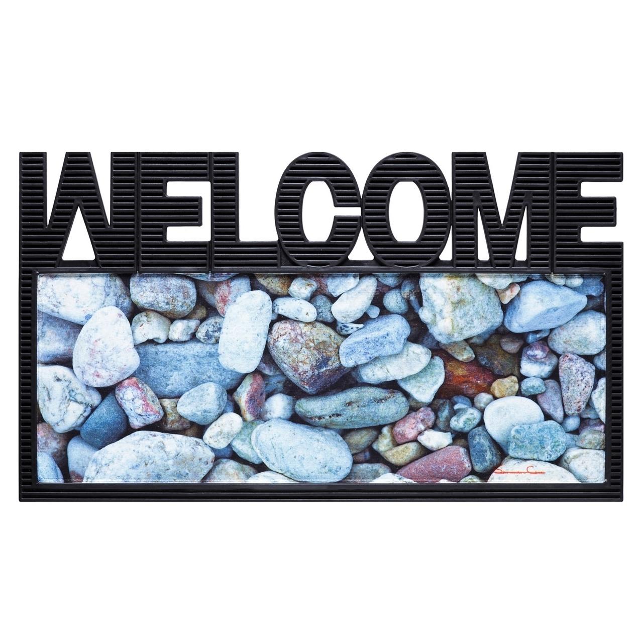 Felpudo «Welcome»