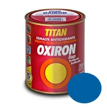 Oxiron Liso Azul Luminoso 750 Ml 4539