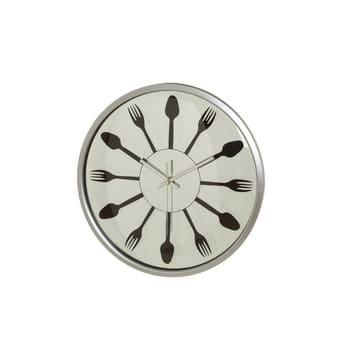 Reloj Pared Plástico 3250 X 3250 X 5 Cm Necesita 1