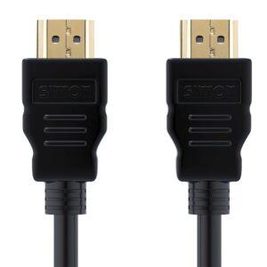 CABLE HDMI 2.0 NEGRO 1