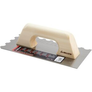 Peine diente radio para superficies de alicatado / 5873R