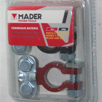 Terminales de batería-MPT-160G COR 2Und