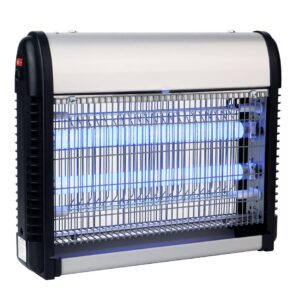 MATA MOSQUITOS ELECTR IND.LED 2X6