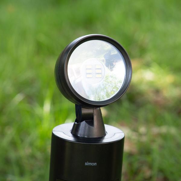PROYECTOR LED C/TEMPORIZADOR 6X0,5W