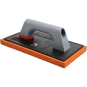 Talocha rectangular con esponja para fratasado de superficies / 5889