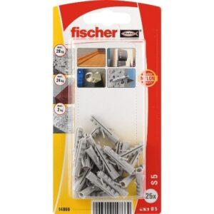Taco de expansión fischer S 5 GK large card