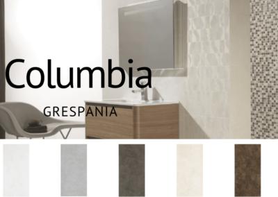 azulejos cerámicos grespania columbia
