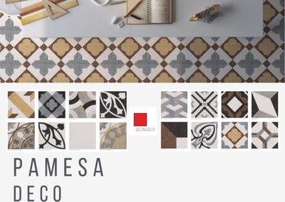 azulejos cerámicos pamesa deco