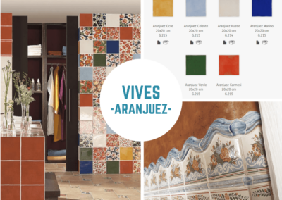 azulejos cerámicos vives aranjuez