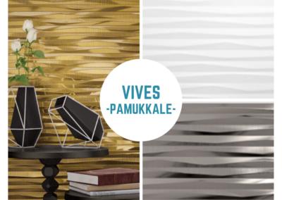 azulejos cerámicos vives pamukkale