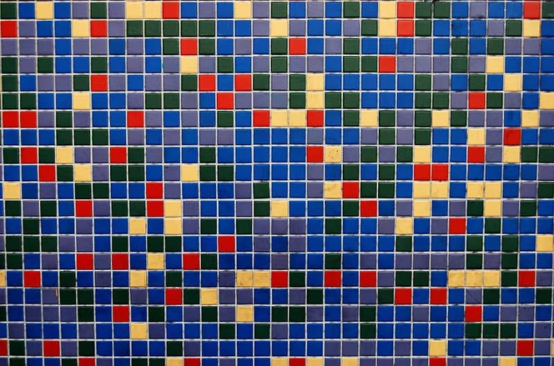azulejos pequeños