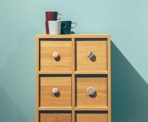 Cajones para ordenar tu casa