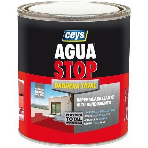 CEYS AGUA STOP BARRERA TOTAL GRIS 1 KG