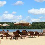 Cómo elegir las tumbonas de playa