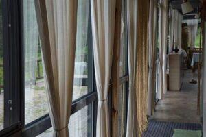 cortinas para la decoración de casa
