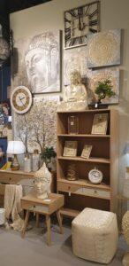 decoración madera mindfullness