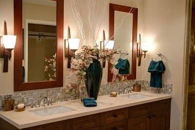 diseño tradicional baño