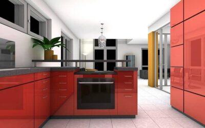 Distribución de la Cocina: Cuatro tipos de Cocina