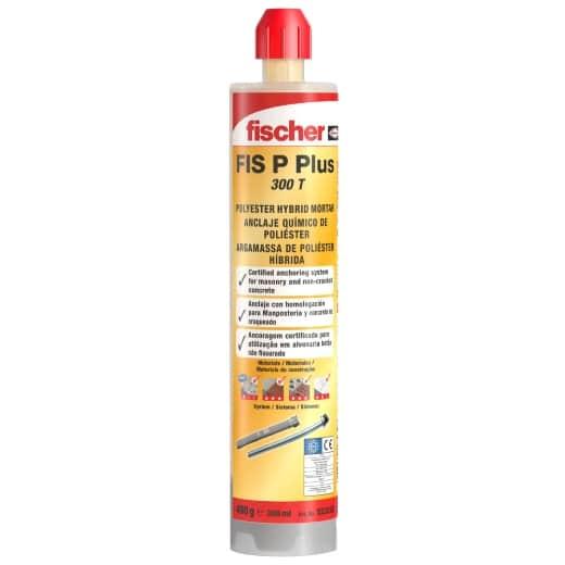 fischer Anclaje químico FIS P Plus 300 T HWK