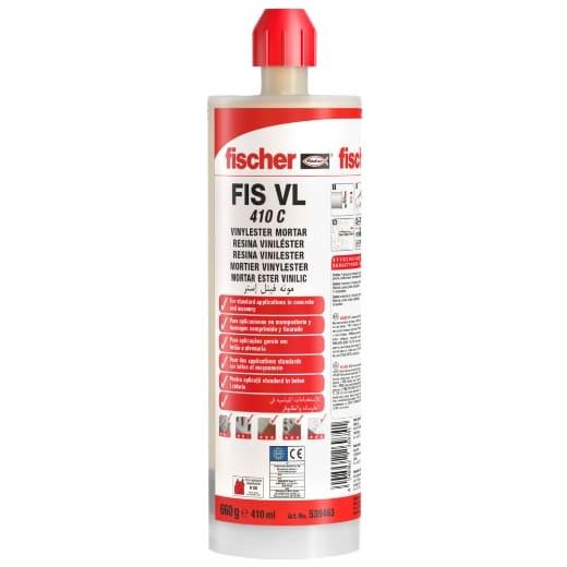 fischer Anclaje químico FIS VL 410 C