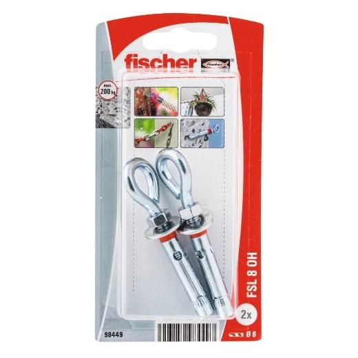 fischer FSL 8 OH K NV