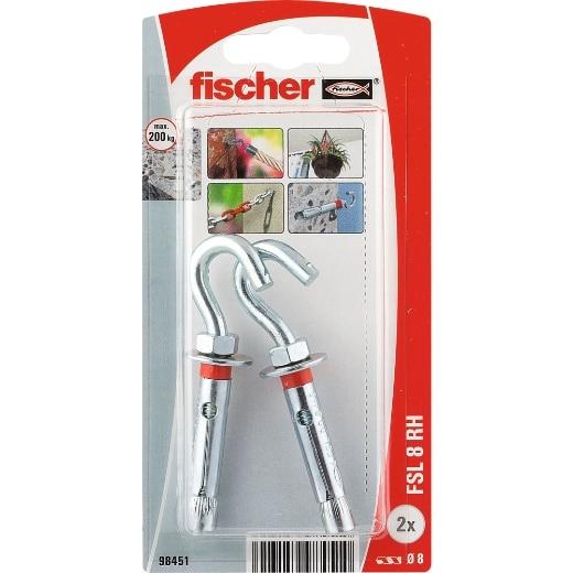 fischer FSL 8 RH K NV