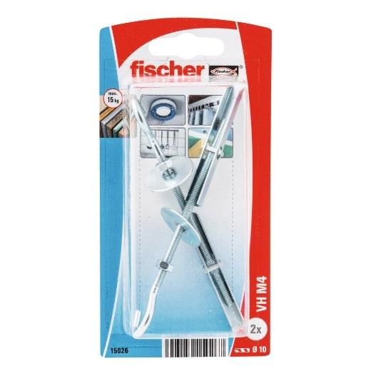 fischer Taco de vuelco VH M4 with hook
