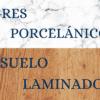 gres porcelánico o suelo laminado