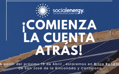 Paneles Solares con Socialenergy