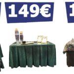 Mesas de camilla: Las mesas que nunca pasan de moda