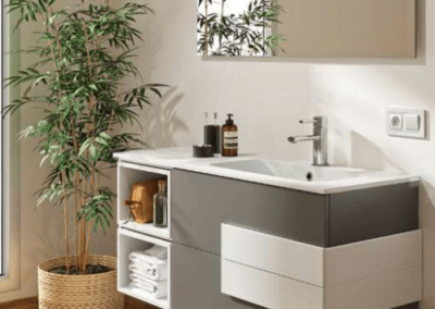 mobiliario baño salgar