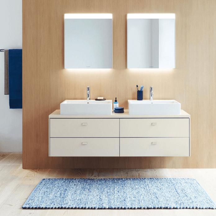 mueble de baño duravit