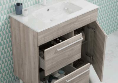 mueble de baño royo