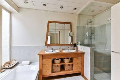 tipos de muebles para el baño Muebles Clásicos