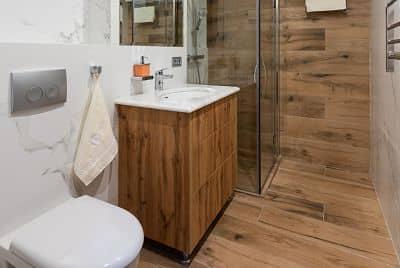 tipos de muebles para el baño Muebles de cuatro patas