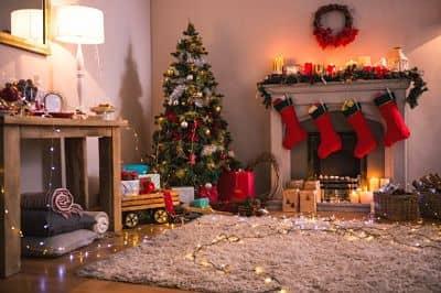 Nuevos estilos de decoración en Navidad