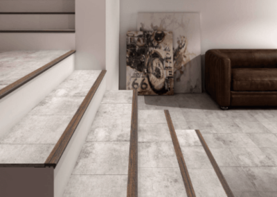 pavimentos complementos escalones