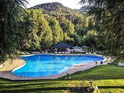 piscina hormigón tipo