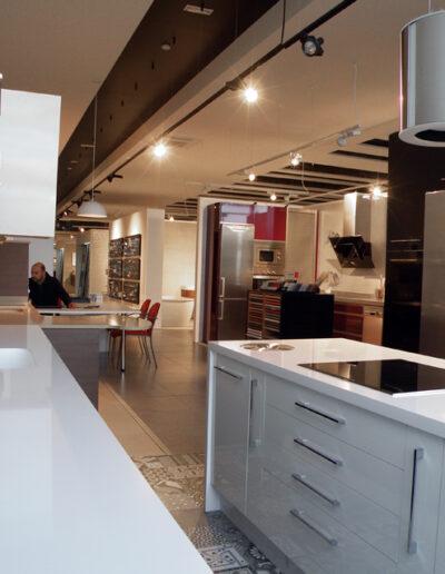 Empresa de Cocina, Cerámica y Baños