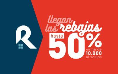 Rebajas en Rondón Verano 2020