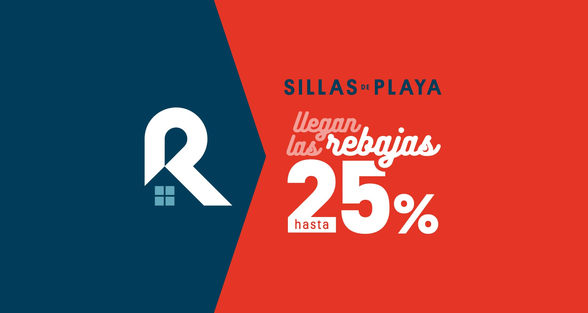 rebajas brico rondon sillas de playa