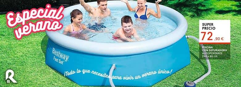 ofertas piscinas