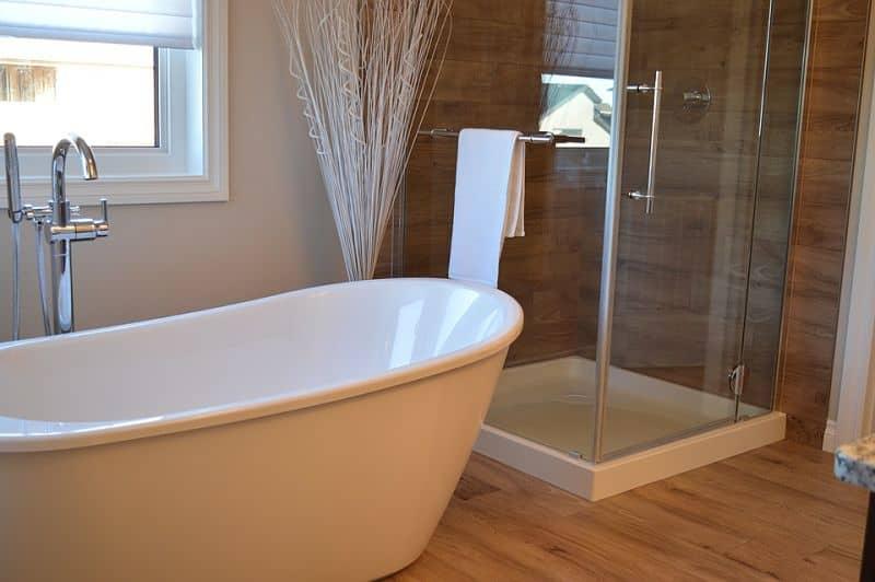 Ventajas del plato de ducha y la bañera