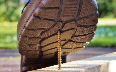 Zapatos de seguridad, cuándo utilizarlos